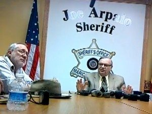 arpaio push out