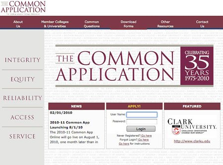 Common App Confusion. Help me out?