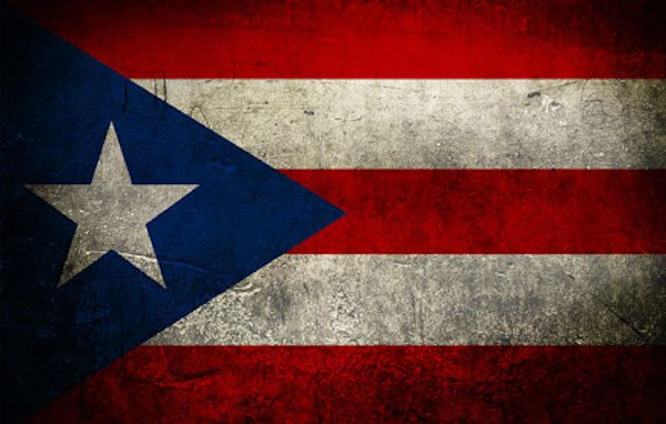 Irresistible image within printable puerto rican flag
