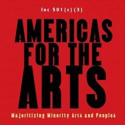 Americas for the Arts Logo