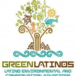 GreenLatinos logo