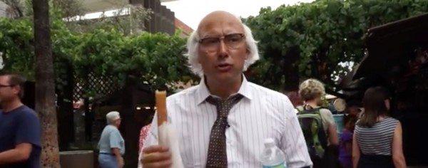 Bernie Sanders parody