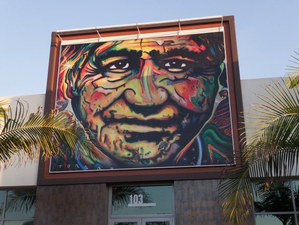 Latino rebels a tale of chicanos in the 21st century for Cesar chavez mural
