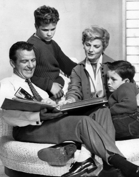 The 1950s show 'Leave It to Beaver' was colorless in more ways than one (Public)