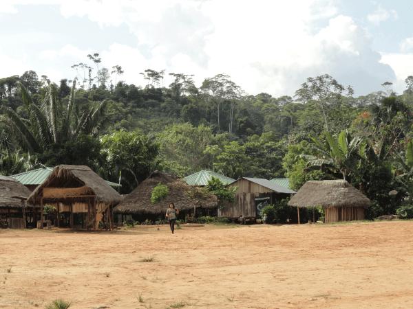 Plaza-Sarayaku
