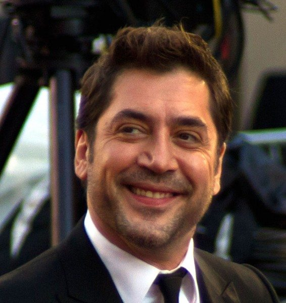 Spanish actor Javier Bardem at the Academy Awards in 2011 (Wikimedia)