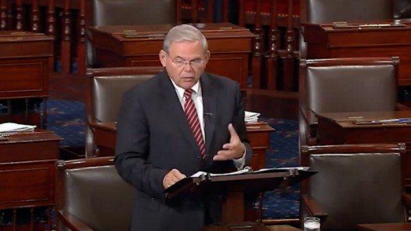 Bob Menendez senate