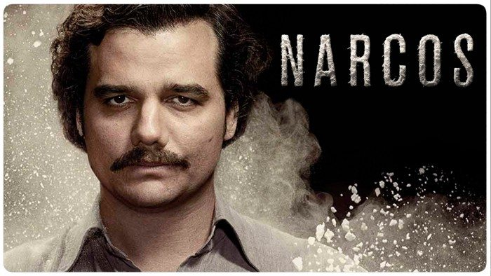 Wagner Moura stars as cocaine kingpin Pablo Escobar in Netflix's 'Narcos'