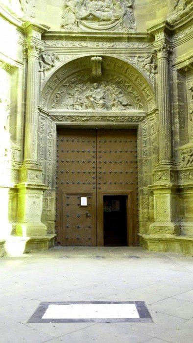 Cesare Borgia church