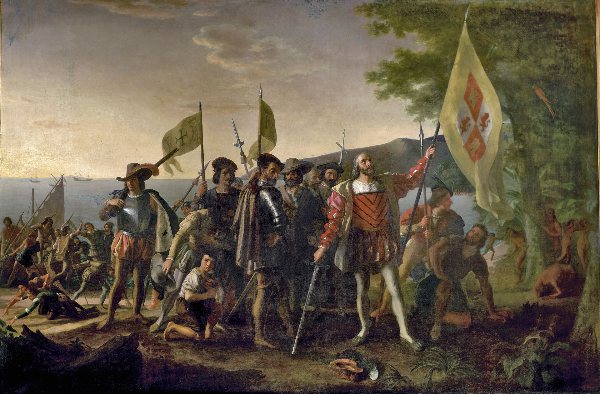 """Attacking America: Columbus Day Being Replaced With """"Indigenous Peoples Day"""""""