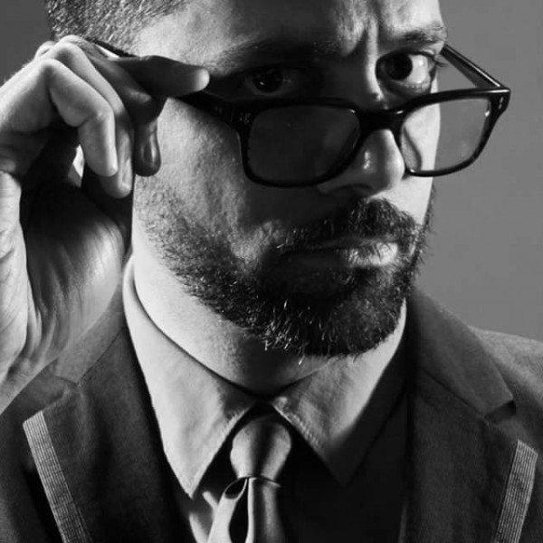 Edgardo Miranda-Rodriguez, art director and editor-in-chief at Darryl Makes Comics