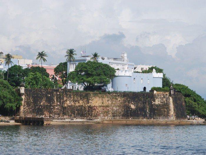 La Fortaleza, official residence of the governor of Puerto Rico (Jano Ťažký)