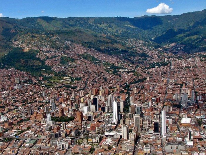 Medellín, the second-largest city in Colombia (jduquetr)