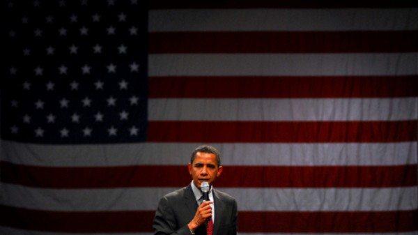 Obama flag