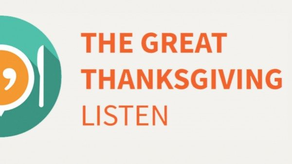 StoryCorps Thanksgiving