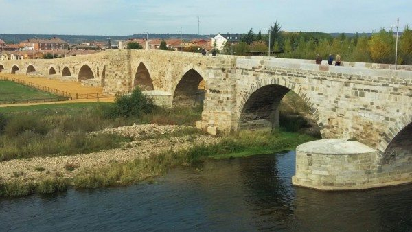 bridge passo honroso camino de santiago