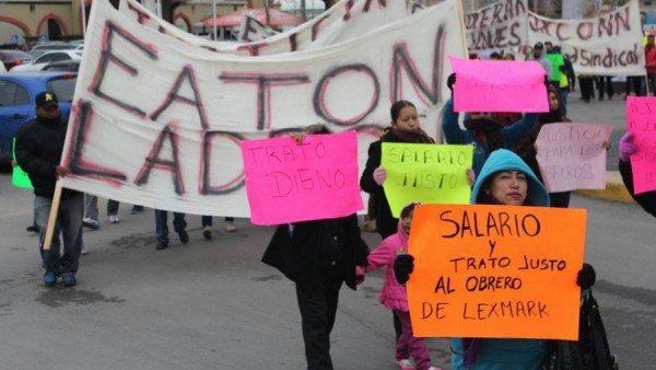 Juarez strike