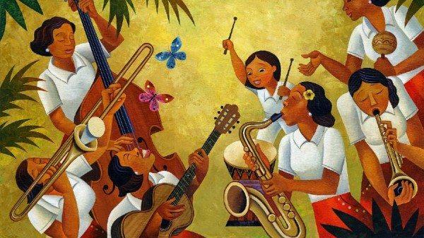 Afro-cuban music women