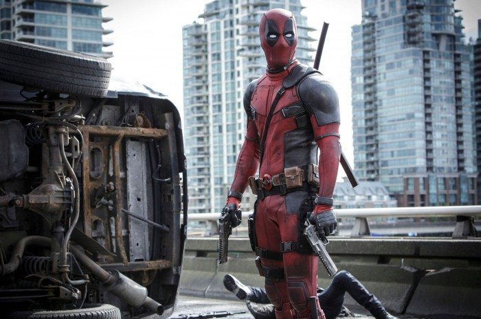 Ryan Reynolds is Marvel Comics' most unconventional anti-hero, DEADPOOL (Joe Lederer/Marvel Comics)