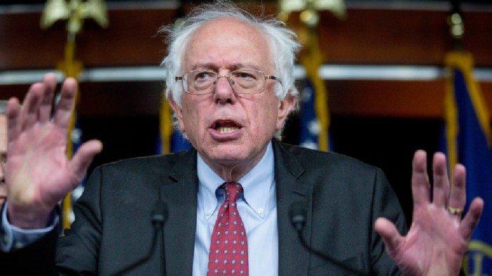 Bernie Sanders, senator from Vermont and Democratic presidential candidate (Peter Stevens/Flickr)
