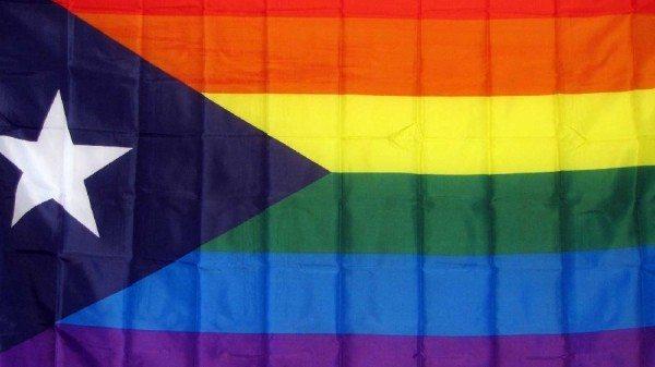 LGBT Puerto Rico flag