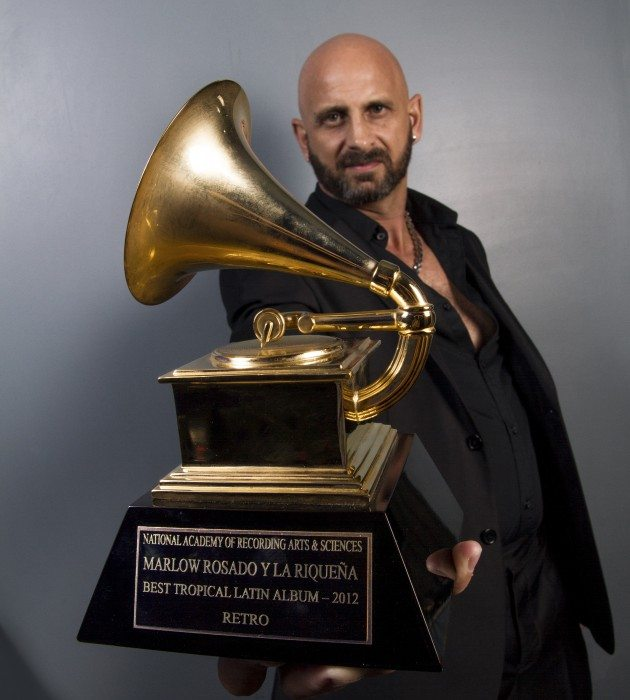Marlow Rosado, Grammy Award-winning producer and composer