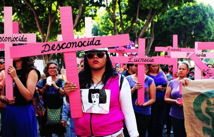 Puebla Protest, Photo Credit: Angélica Guzmán/Subterráneos, Cultura rock