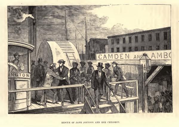 From William Still's 1872 book The Underground Railroad.