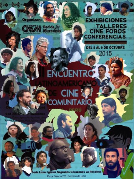 Encuentro de cine comunitario