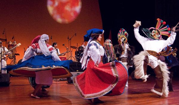 Yarina baile