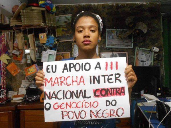 Black Lives Matter Brazil