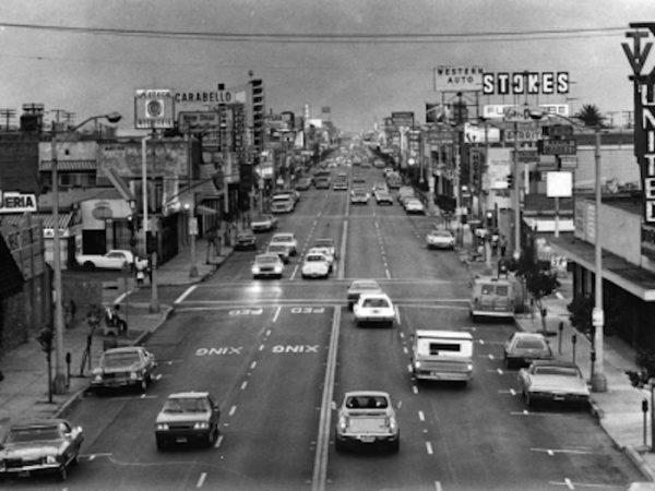 East LA, 1979 (Via NPS.gov)